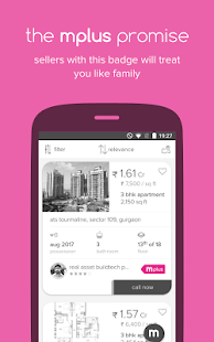 makaan.com - property app- screenshot thumbnail