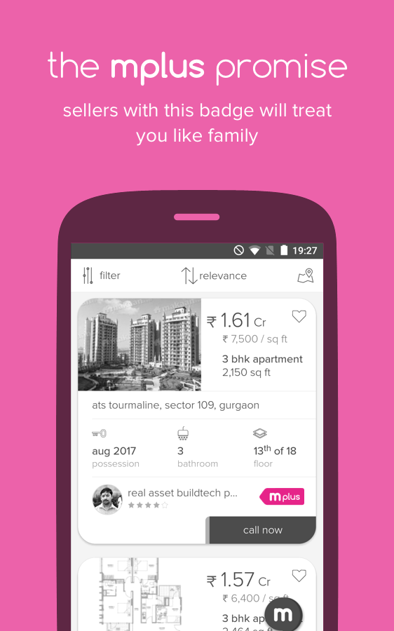 makaan.com - property app- screenshot
