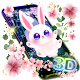 3D Cute Bunny Gravity Theme for PC-Windows 7,8,10 and Mac