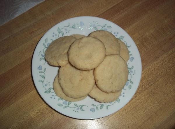 Potato Chip Pecan Sandies Recipe