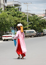 Photo: Year 2 Day 55 - Nun With Something on Her Head