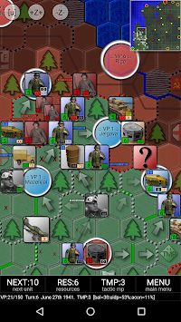 Drive to Leningrad 1941 apk screenshot