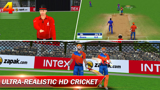 Gujarat Lions 2017 T20 Cricket  screenshots 5