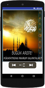Download Arefe Günü Resimli Mesajlar For PC Windows and Mac apk screenshot 3