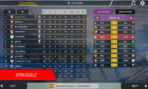 Mobile Soccer League 9