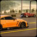 Modern Highway Traffic Car Racing Free Game 2021 icon