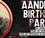 Aandklas 10th Birthday : Aandklas Stellenbosch