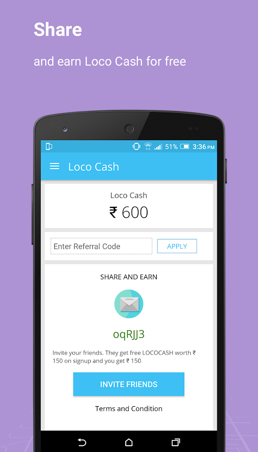Cab Booking App In India: Loco- screenshot