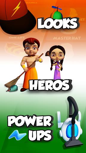 Chhota Bheem - Swachh Bharat Run 2.0.6 screenshots 2