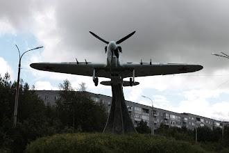 Photo: Ревда ,этот самолёт подняли из болота и восстановили  силами местного завода .