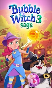 Bubble Witch 3 Saga MOD (Unlimited Lives) 5