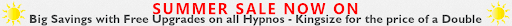 Hypnos Mattresses promotion