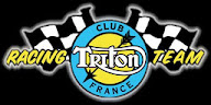 Le loo du Triton Club de France.