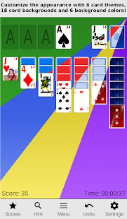 Simple Solitaire Collection Screenshot