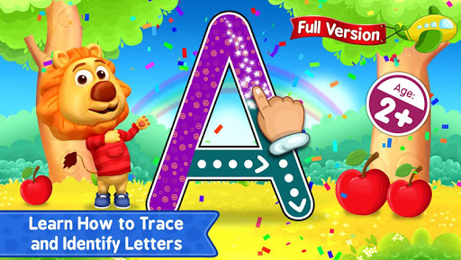 ABC Kids - Tracing & Phonics 1.4.4 screenshots 1