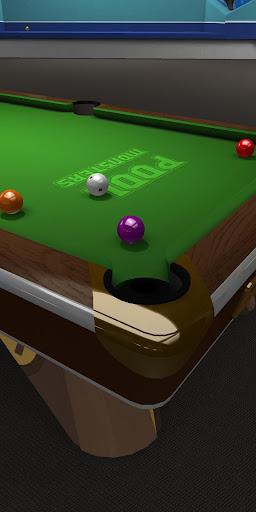 Pool Masters 3D - TrickShot City apkpoly screenshots 2