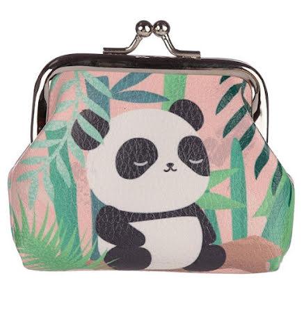 Portmonnä rosa - Pandarama