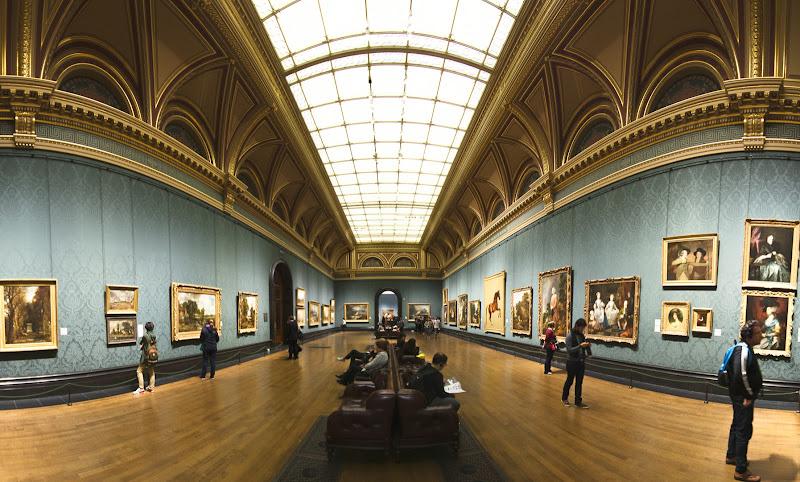 National Gallery, Londra. di Alessi Girlando
