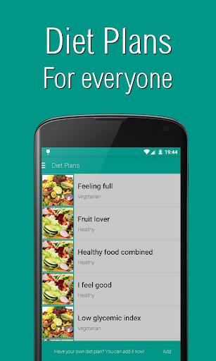 Personal Dietitian Free screenshot 2