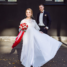 Wedding photographer Valentina Dikaya (DikayaValentina). Photo of 06.10.2018