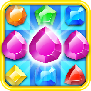 Diamond & Gems: Puzzle Blast for PC and MAC