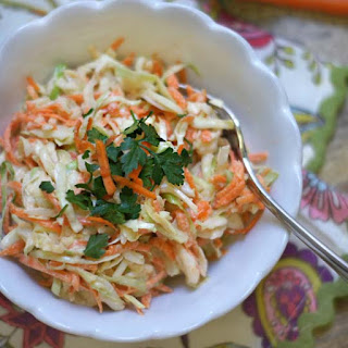 Creamy Coleslaw Dressing (Dairy-free)