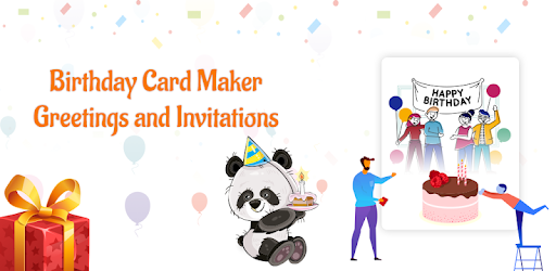 Birthday Card Maker Greetings And Invitations Apps On