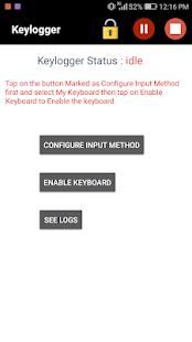 App Keylogger Keyboard APK for Windows Phone