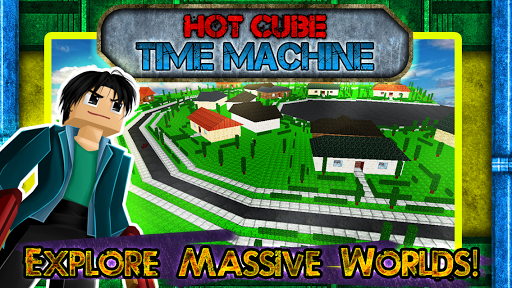 Hot Cube Time Machine