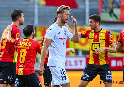 """Zorgen bij Vercauteren: """"Drie spelers met krampen bij ons, nul bij KV Mechelen"""""""