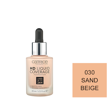 BASE CATRICE HD LIQUID