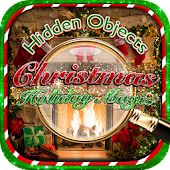 Hidden Object Christmas Holiday Magic Objects Game
