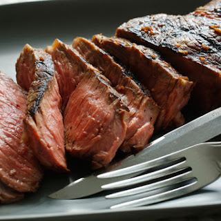 Perfect Soy-Grilled Steak