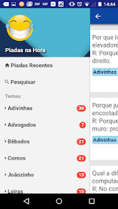 Jokes in Portugues screenshot 1