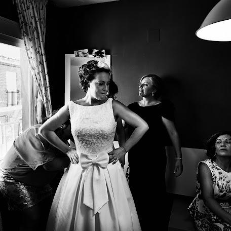 Fotógrafo de bodas Fran Sandomingo (lucieetfran). Foto del 31.10.2017