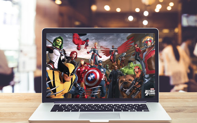 Ultimate Alliance 3 HD Wallpapers Game Theme