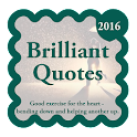 Status and Quotes 2016 icon