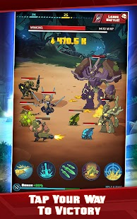 Battleborn Tap- screenshot thumbnail