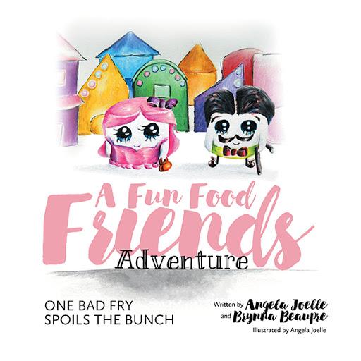 A Fun Food Friends Adventure cover