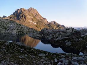 Photo: Lac d'Arremoulit, mattino presto...