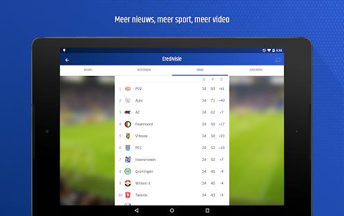 FOX Sports NL Screenshot 9