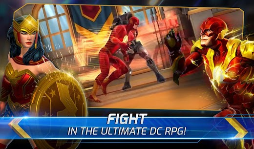 DC Legends: Battle for Justice 1