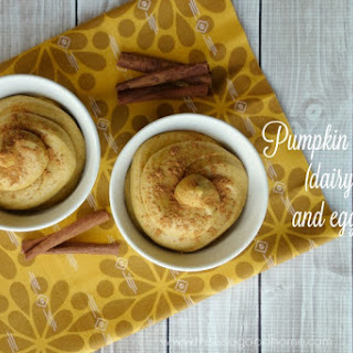 Dairy Free Pumpkin Mousse Recipes