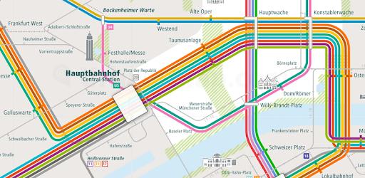 Frankfurt Rail Map Apps on Google Play