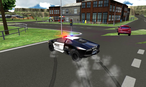 Police Super Car Driving apkpoly screenshots 11