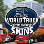 Tải Game Skins World Truck Driving Simulator