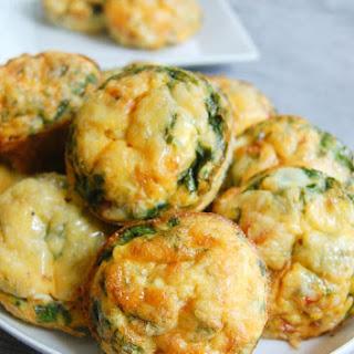 Vegetarian Breakfast Egg Muffins