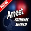 Arrest Criminal Records Search icon