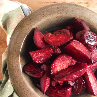 Balsamic Roasted Beets Recipe