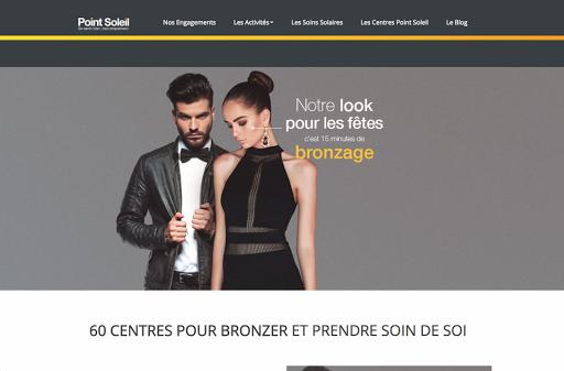 création de site internet réalisée par french tech ticket